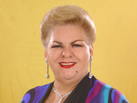Paquita La Del Barrio at Spotlight 29 Casino April 7