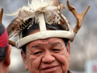Lecture by Chief Sam George