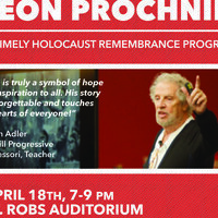 An Evening with Leon Prochnik