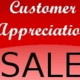 Customer Appreciation-20% OFF