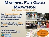 Mapping for good Mapathon
