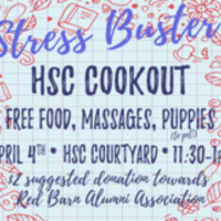 HSC Stressbuster Cookout