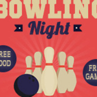 Graduate Student Bowling Night