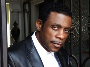 Keith Sweat at Spotlight 29 Casino April 22