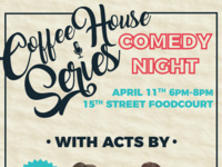 Coffee House Series: Comedy Night