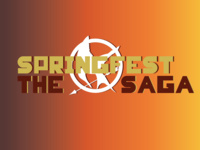 Springfest the Saga: The Hunger Games
