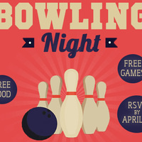 Free Bowling Night for Graduate Students