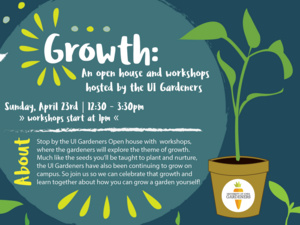UI Gardeners Open House