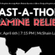 Georgetown Fast-a-Thon for Famine Relief
