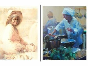 Southeastern Pastel Society Juried Members Exhibition