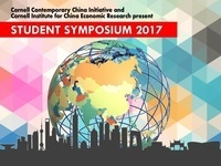 CCCI & CICER Student Symposium 2017: Global China
