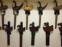 Keris, The Mystical Blades of Indonesian Archipelgo, Lecture by Charles Saunders