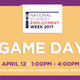 National Student Employment Week Game Day