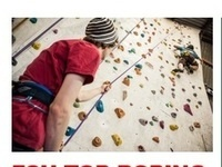 FSU Top Rope Climbing Competition