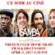 Ce Soir Au Ciné - French Club Movie Night Film and Discussion!
