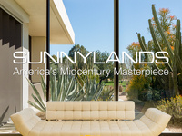 "Book Signing with Janice Lyle, author of ""Sunnylands: America's Midcentury Masterpiece"" which contains 250 historic and current images of this grand estate called ""The Camp David of the West"""