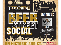 The Tap House 5th Annual Beer Street Social