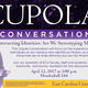 "Cupola Conversations ""Intersection Identities: Are We Stereotyping Muslims?"""
