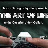 Oglesby Gallery Exhibit: Phocus Photography Club