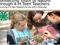Connecting Youth to Nature through Teen Teachers