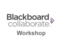 Blackboard Collaborate Moderator Challenge (two-part workshop series)