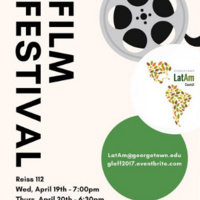 4th Annual Georgetown Latin American Film Festival