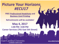 Picture Your Horizons: #ECU17