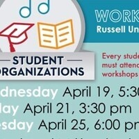 Student Organization Renewal Workshop