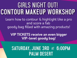 Girls Night Out - Contour Makeup Workshop