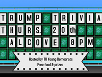 Trump Trivia Night