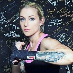 Boxing Fitness Class for Students with Dawn North