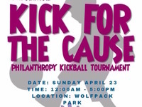 Lambda Phi Xi's 7th Annual Kick for the Cause Philanthropy Kickball Tournament