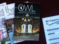 The Owl/The Last Word Release Party!