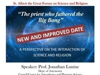 The Priest Who Fathered the Big Bang