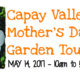 Capay Valley Mother's Day Garden Tour.