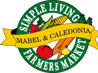 Simple Living Farmers' Market of Mabel and Caledonia