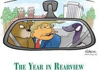 The Year in Rearview