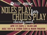Noles Play for Child's Play