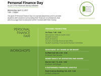 Workshop: A Sustainable Financial Lifestyle