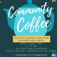 Community Coffee with PCCSA