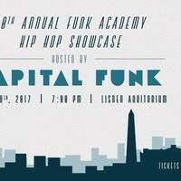 Capital Funk Presents: 10th Anniversary Funk Academy