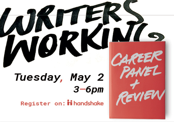 Writers Working Career Panel and Review