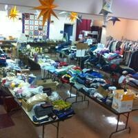 First UU Spring Rummage Sale