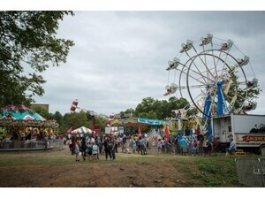 Duluth Fall Festival Carnival