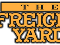 Fred the Bear at The Freight Yard