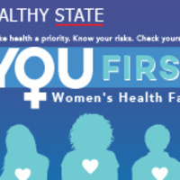 """Healthy State's """"You First!"""": Women's Health Month"""
