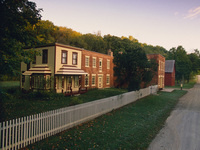Flowers and Birds of Forestville Walking Tour