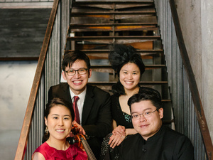 Mayfest: Cornell's International Chamber Music Festival