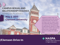 NASPA Campus Sexual and Relationship Violence Symposium Series