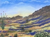 Artsy Party on Location - Painted Desert
